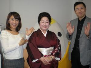 女優の三島ゆり子さん 放送局 ...